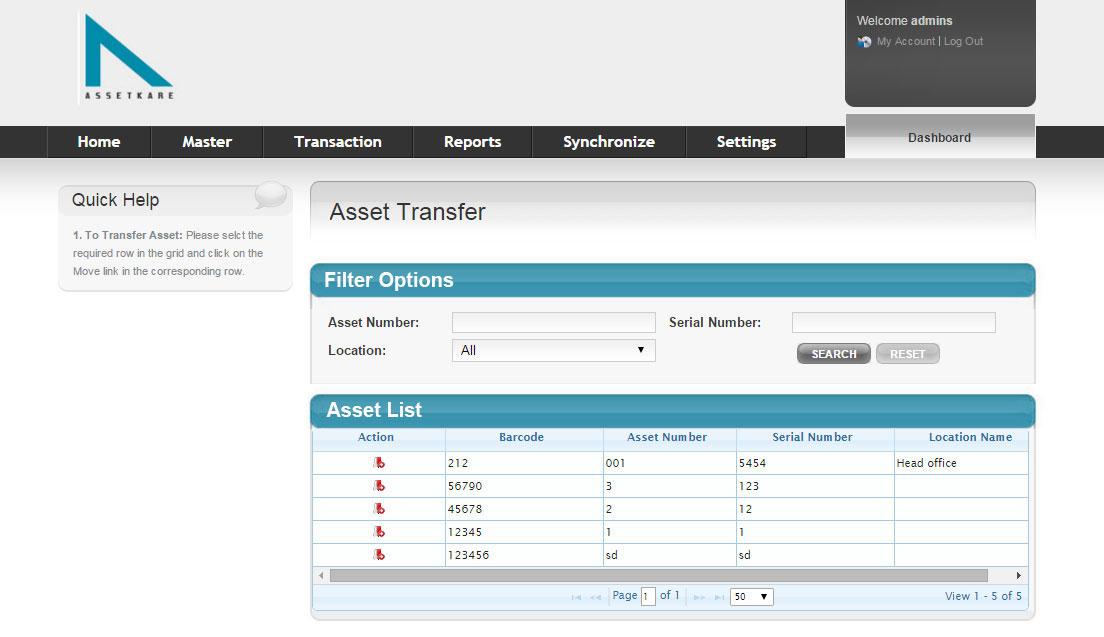 Top fixed asset management software